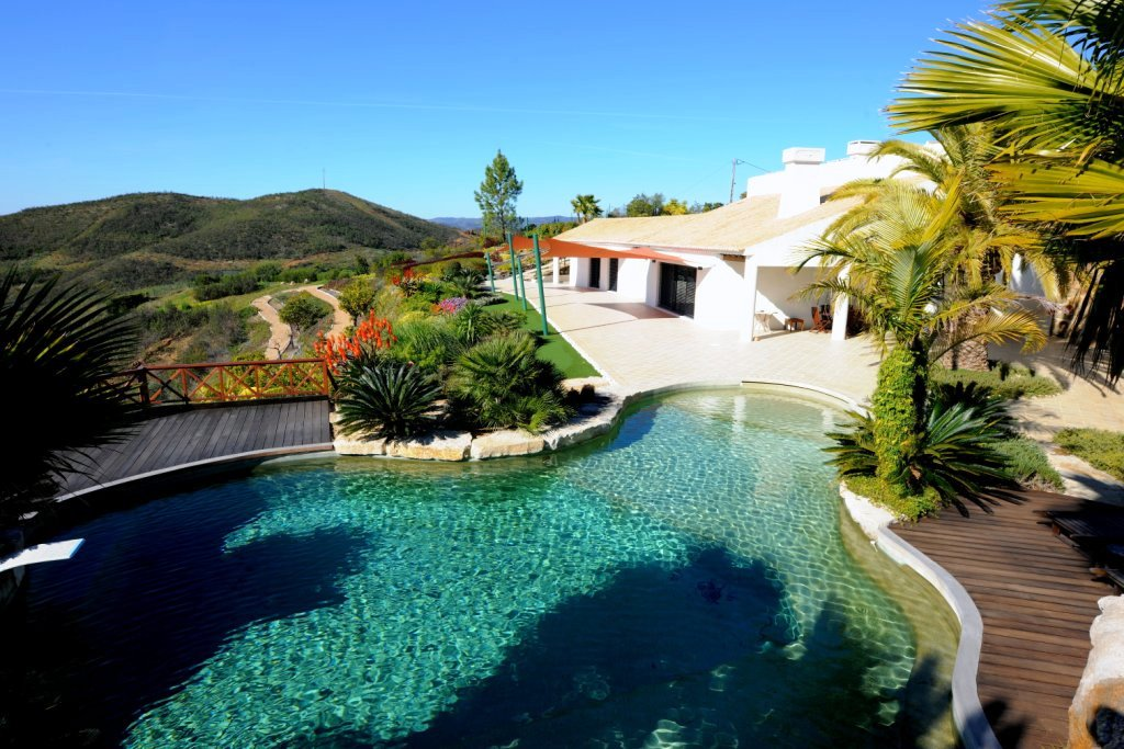 V0027 - 4 Bedroom Villa With Pool, Guest Annex and Sea Views  Tavira  Portugal