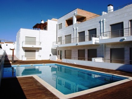 A0138 - 2 Bedroom Apartment With Pool  Santa Luzia  Tavira  Portugal