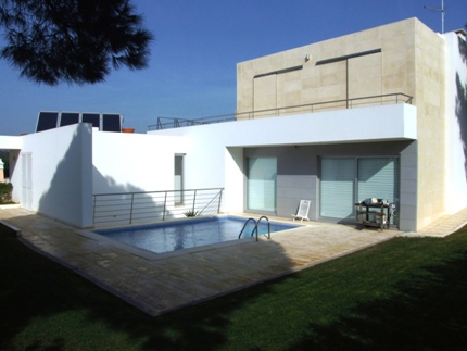 V0159 - 5 Bedroom Villa With Pool  Monte Gordo  Vila Real De Santo Antonio  Portugal