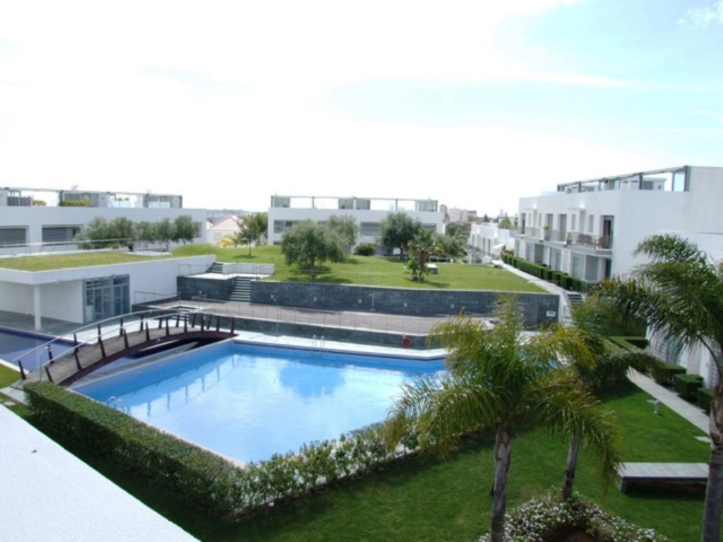 A0348 - 2 Bedroom Penthouse Roof Terrace  Central Tavira  Portugal