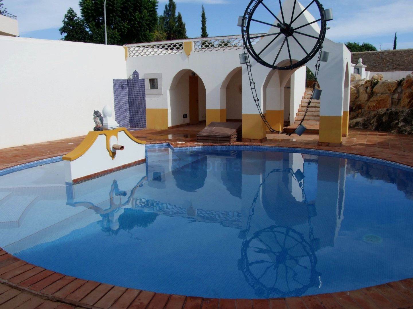 A0509 - 3 Bedroom Apartment With Pool  Tavira  Central Tavira  Portugal