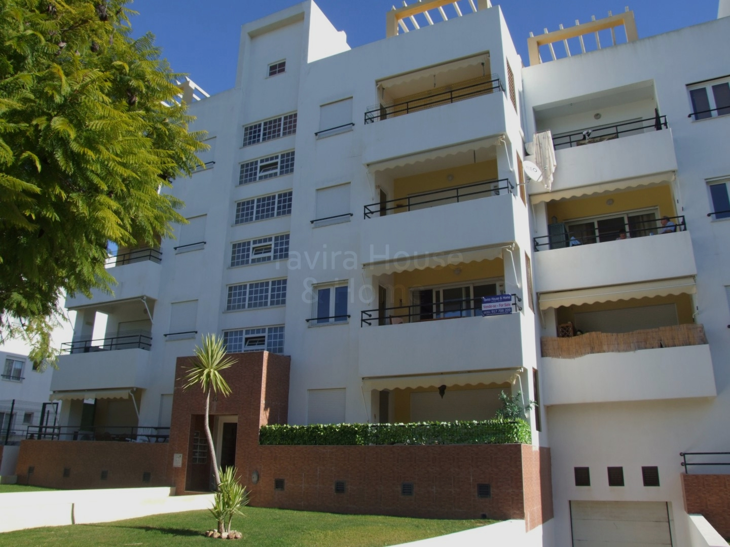 A0510 - 3 Bedroom Apartment With Pool  Tavira  Portugal
