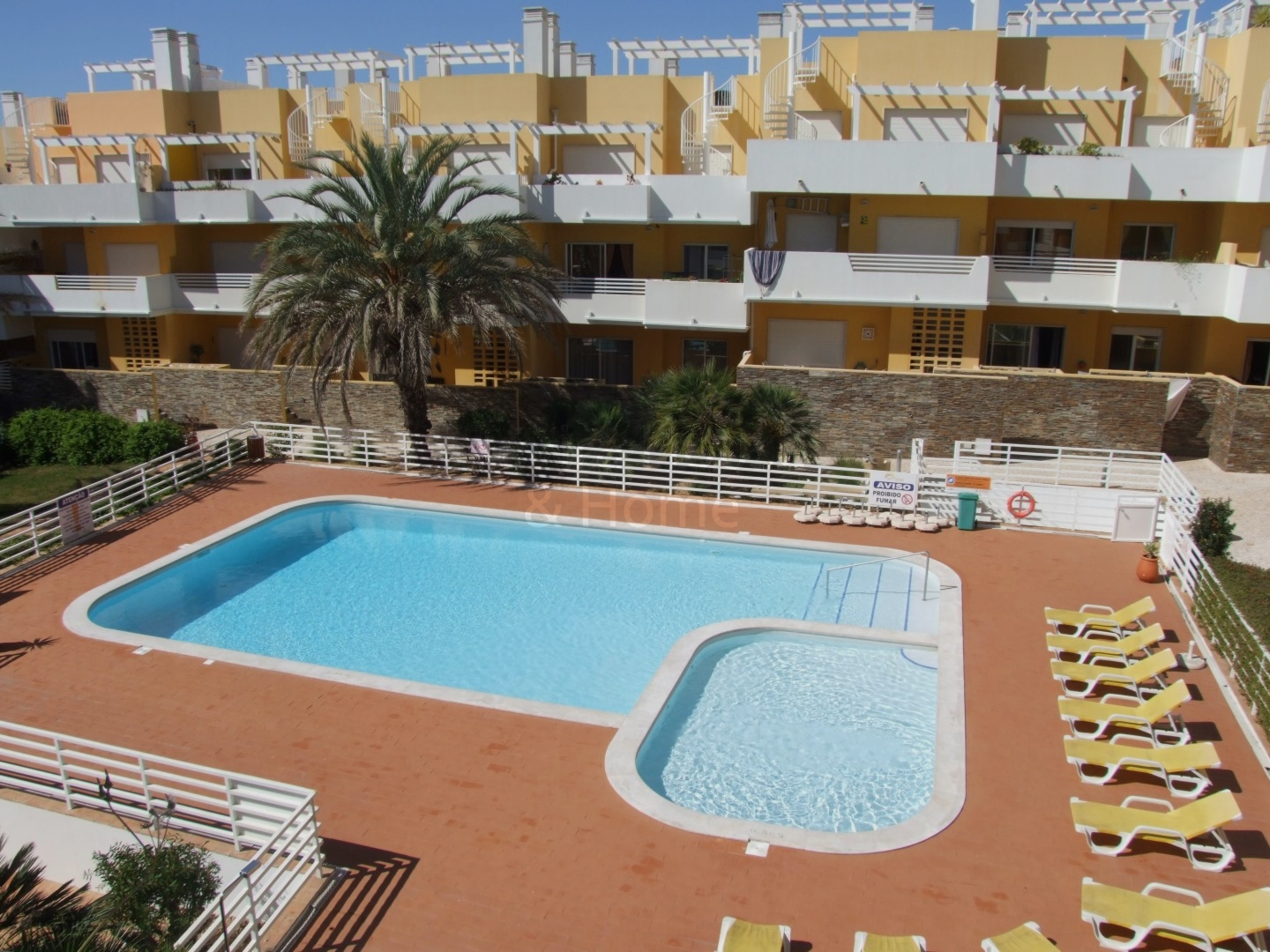 A0524 - 2 Bedroom Apartment With Pool  Tavira  Cabanas  Portugal
