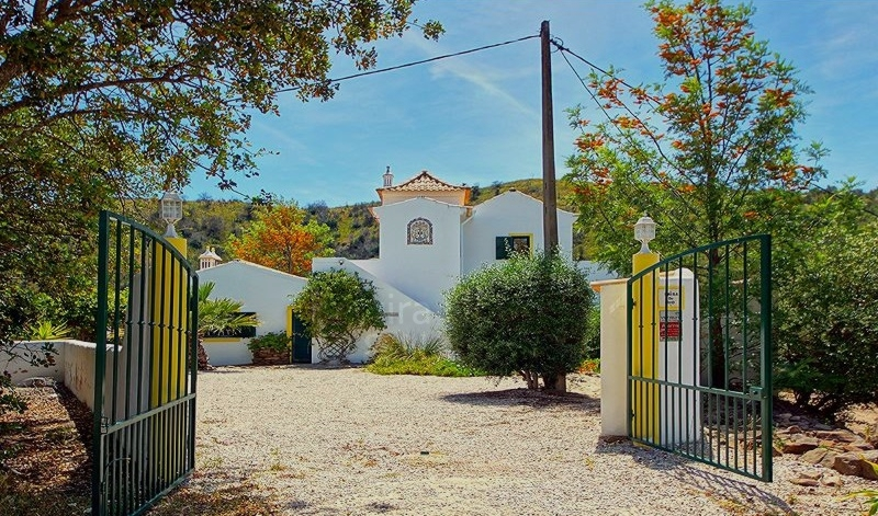 V0531 - 2 Bedroom Villa With Pool  Malhada Do São  Tavira  Portugal