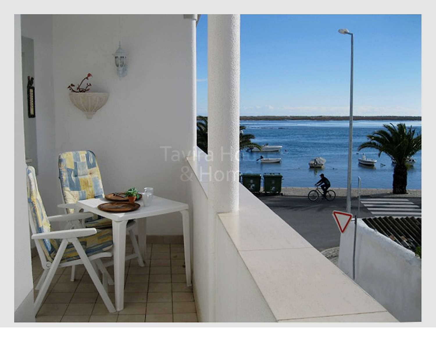 A0536 - 1 Bedroom Apartment on Front Line  Tavira  Santa Luzia  Portugal