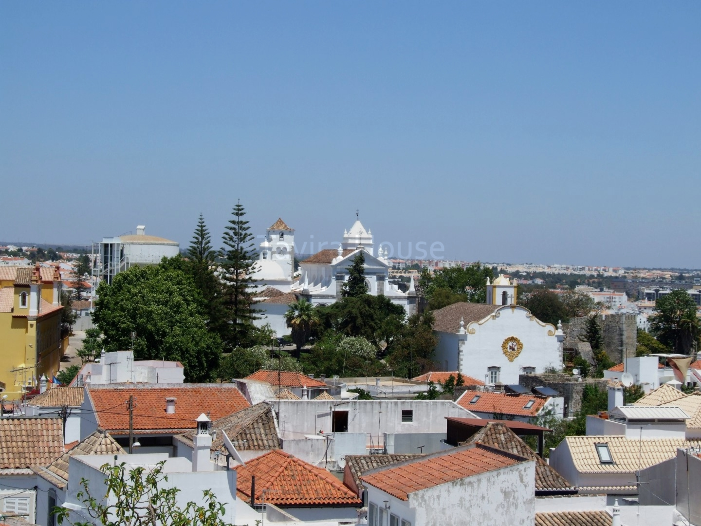 A0554 - 2 Bedroom Apartment with Views Over Tavira  Central Tavira  Portugal