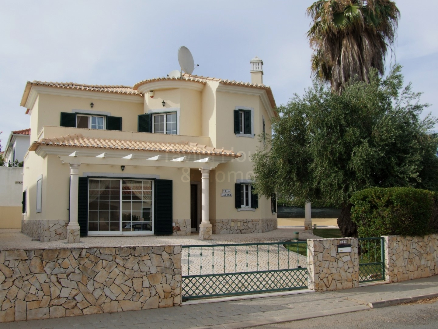 A0556 - 4 Bedroom Villa With Pool  Altura  Castro Marim  Portugal