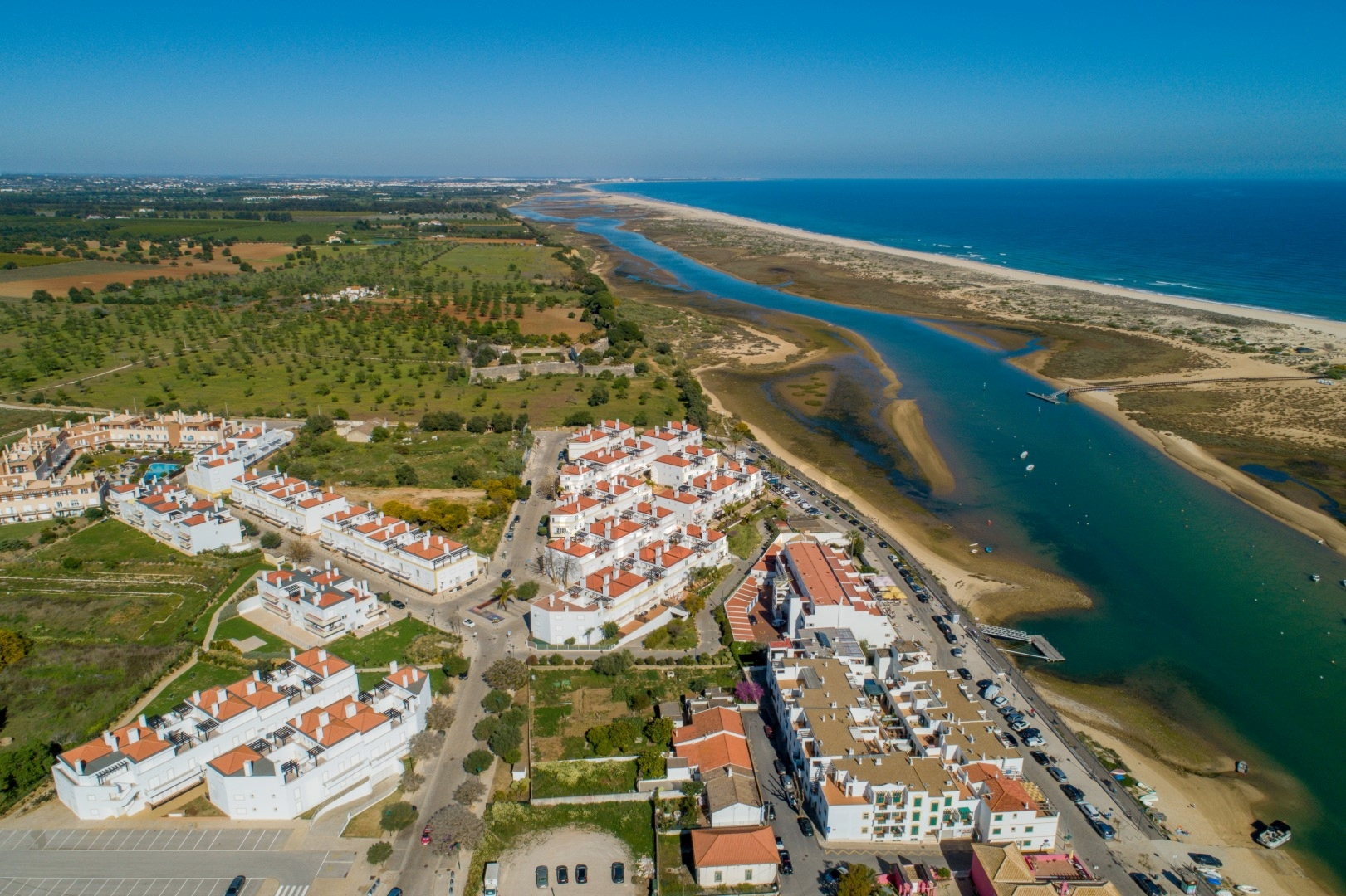 A0559 - 2 Bedroom Apartment Close To Beach  Tavira  Cabanas  Portugal