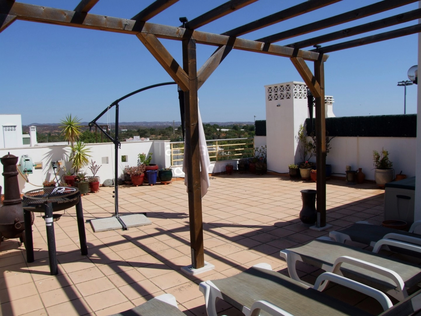 A0562 - 3 Bedroom Apartment With Large Roof Terrace  Tavira  Portugal