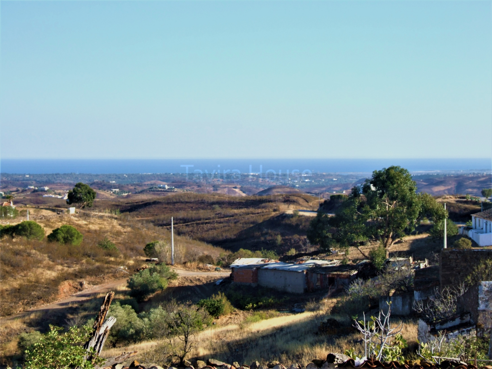 P0567 - A Building Plot With Panoramic Views  Tavira  Portugal
