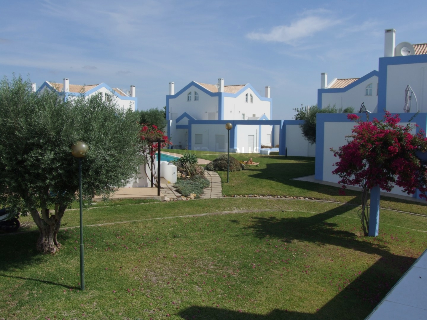 V0576 - 3 Bedroom Townhouse with Pool  Tavira  Portugal