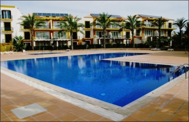 A0587 - 2 Bedroom Apartment With Pool  Tavira  Portugal