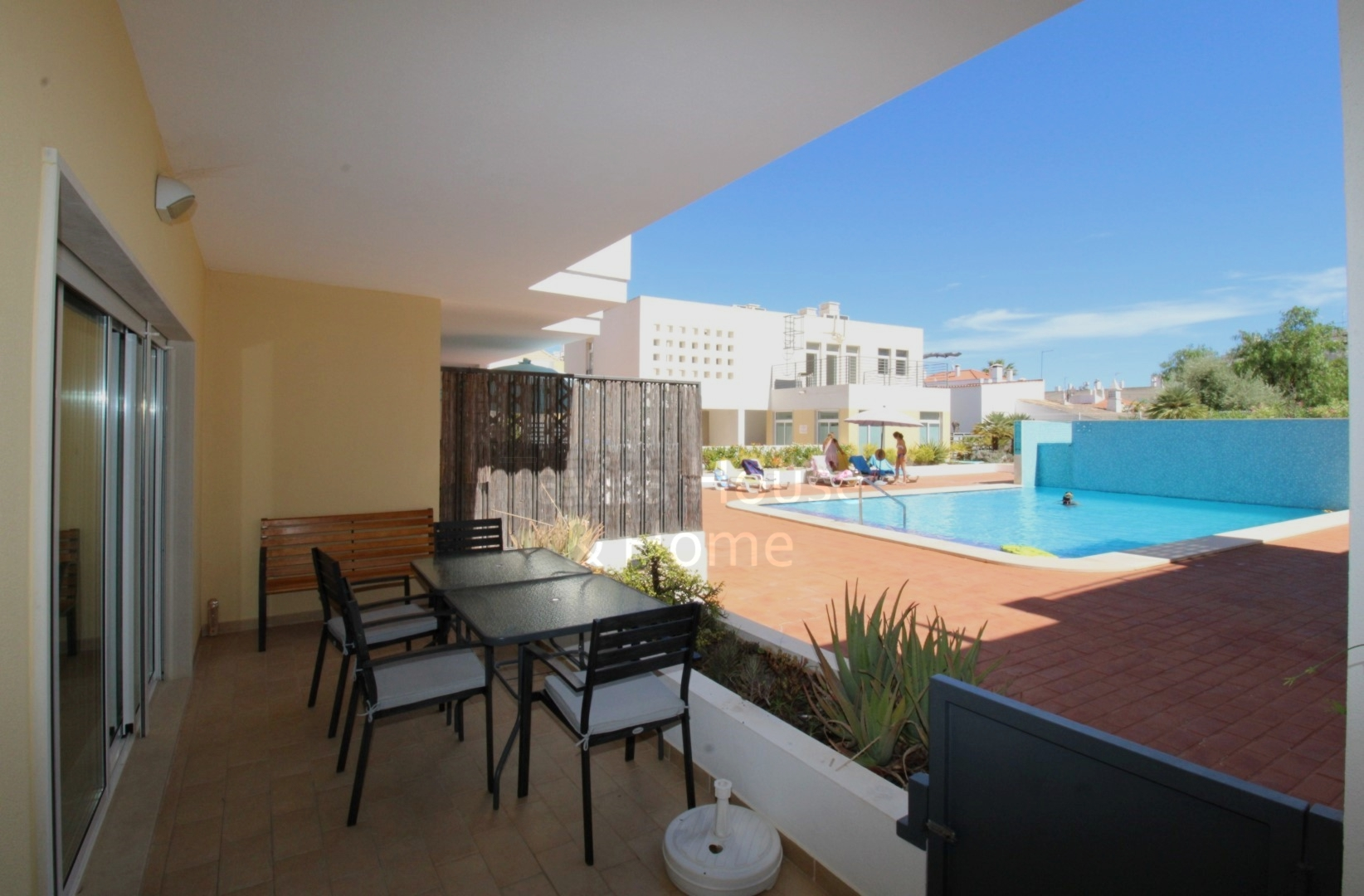 A0612 -  2 Bedroom Apartment With Pool  Cabanas  Tavira  Portugal
