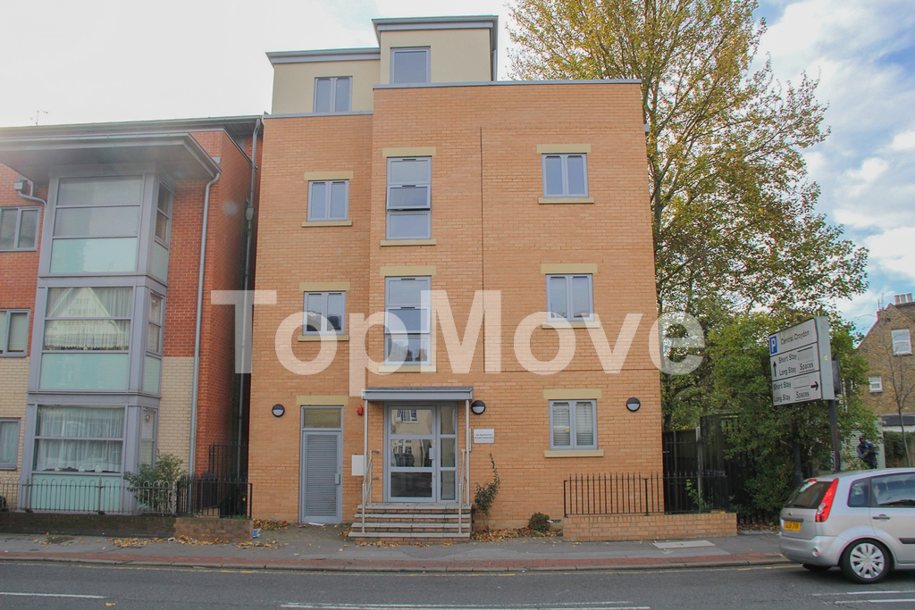 Lower Coombe Street  Croydon  CR0