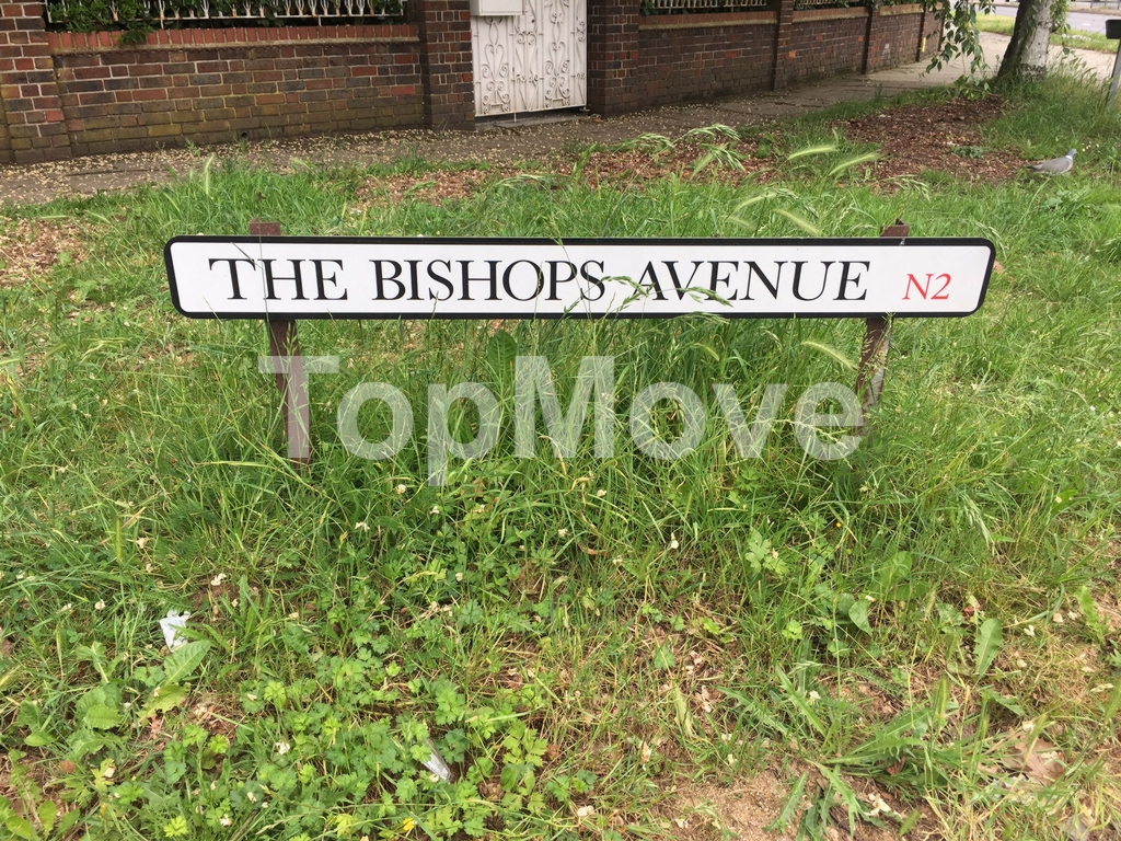The Bishops Avenue  East Finchley  N2