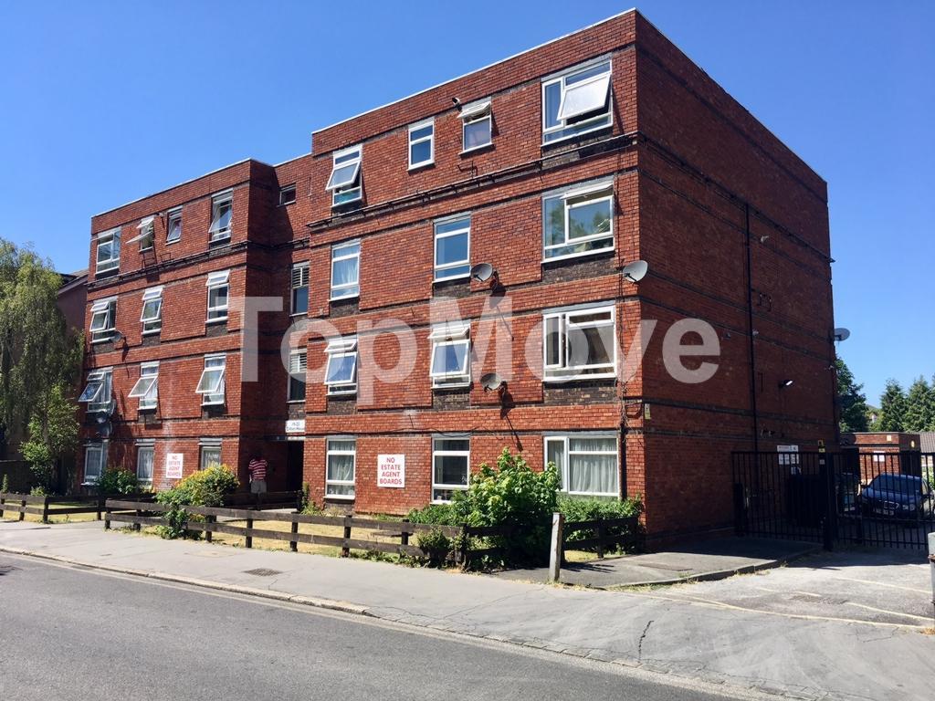 Campbell Road  Croydon  CR0