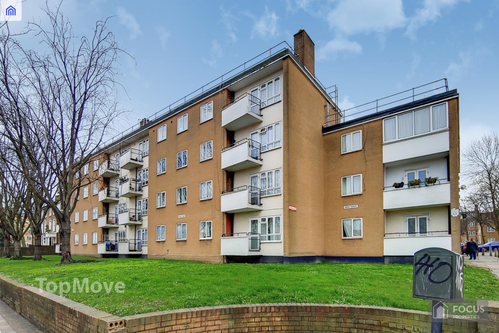 Stretham Hill  London  SW2