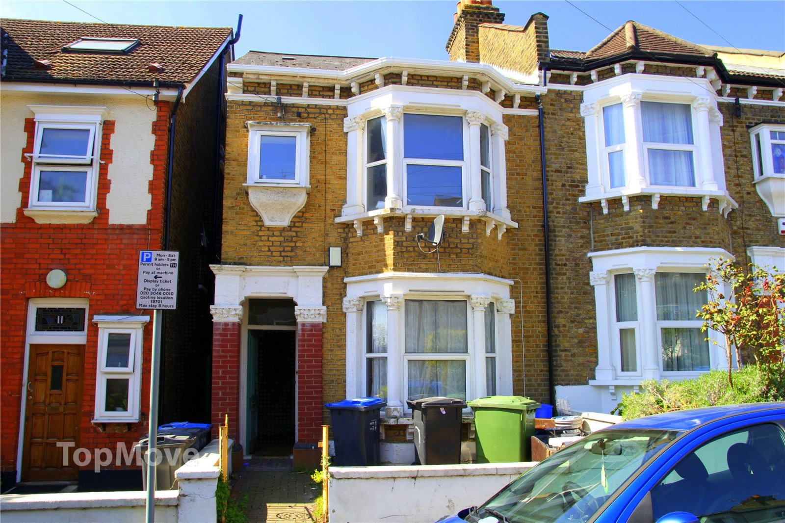 Liverpool Street  Thornton Heath  CR7