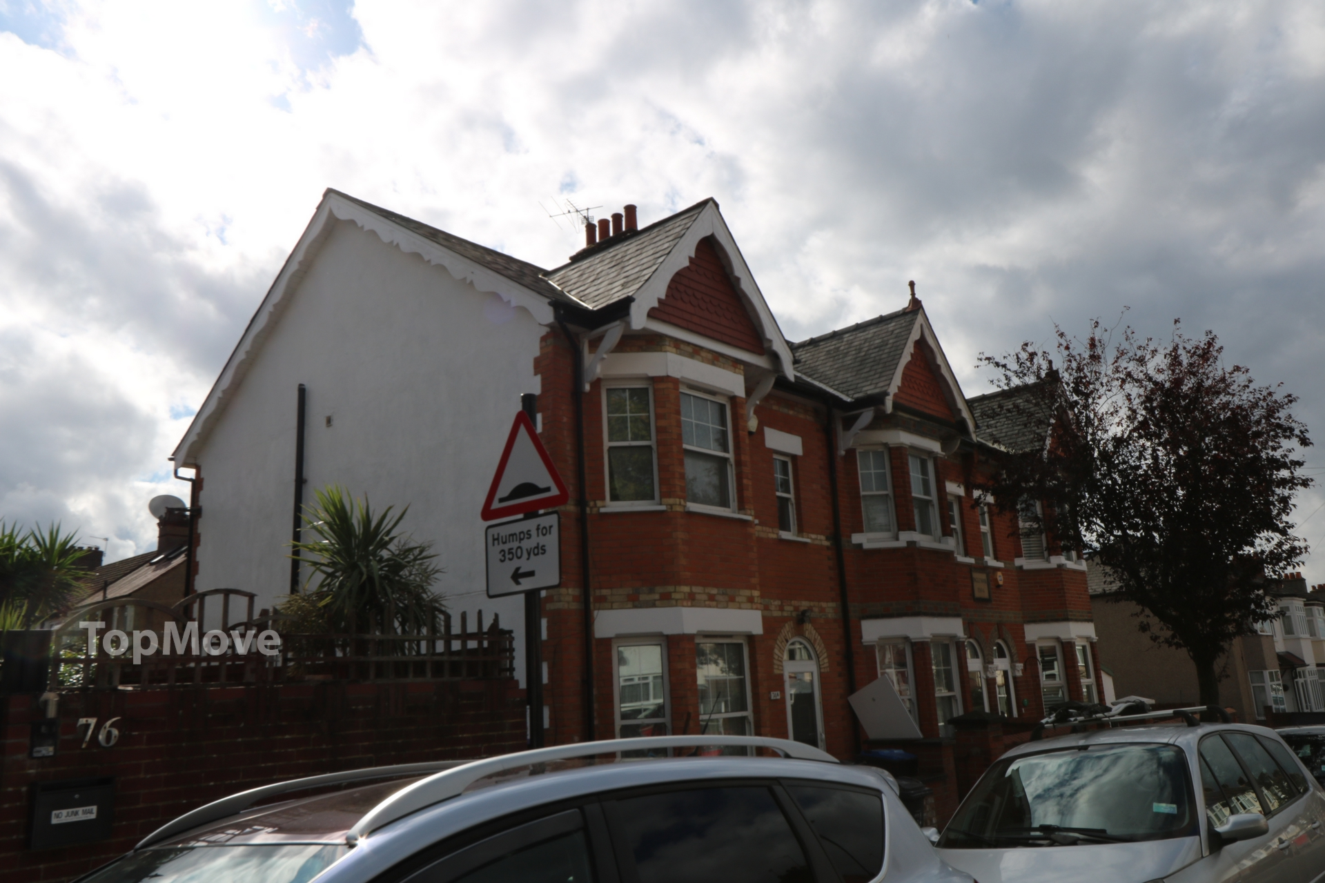 Mersham Road  Thornton Heath  CR7