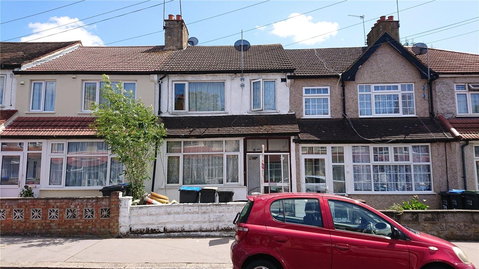 Midhurst Avenue  West Croydon  CR0