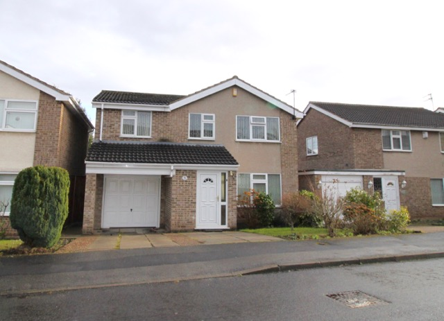 Staindale Drive  Aspley  NG8