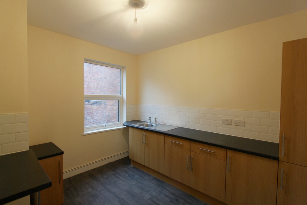 Flat 1 Kitchen