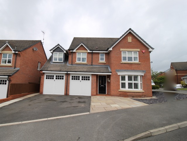 Hedingham Close  Ilkeston  DE7