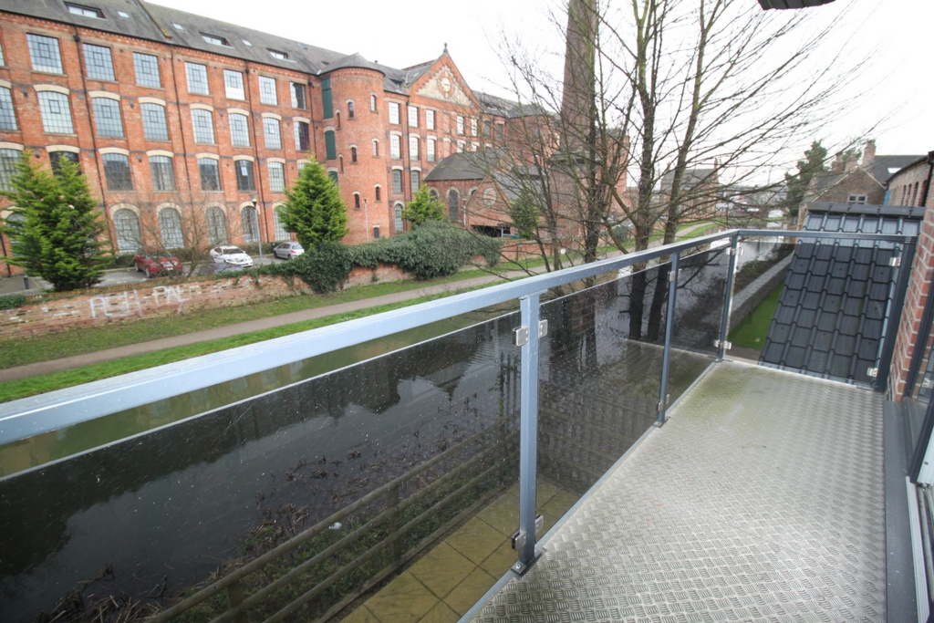 Canalside View
