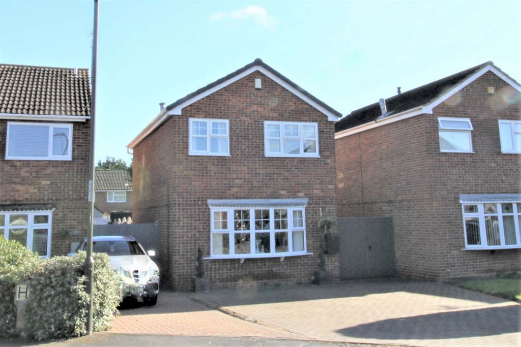 Meadow Close  Draycott  DE72