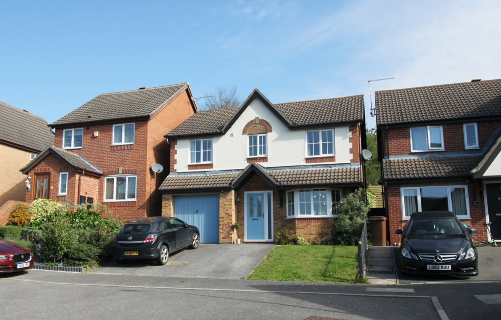 Sparrow Close  Ilkeston  DE7