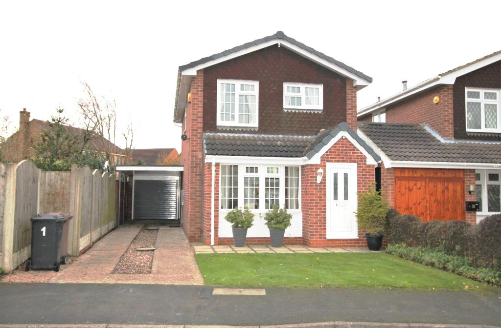 Earlswood Close  Breaston  DE72