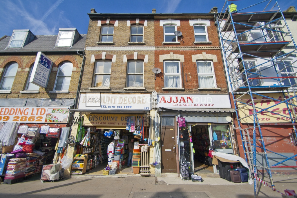 High Street  Walthamstow  London  E17