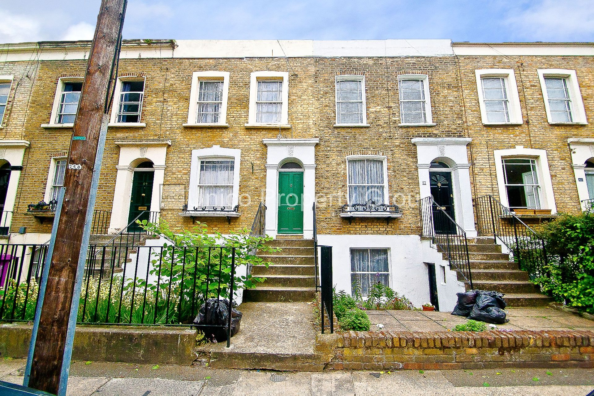 Cephas Avenue  Stepney Green  London  E1