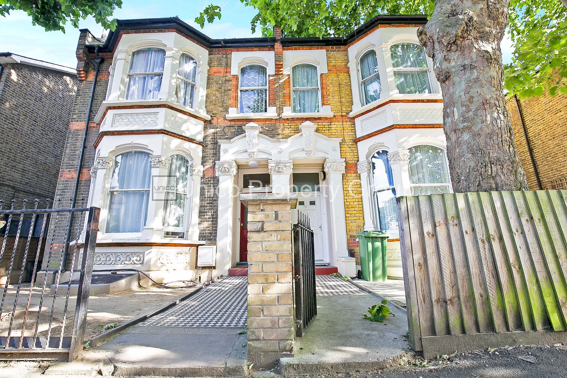 Clova Road  Forest Gate  London  E7