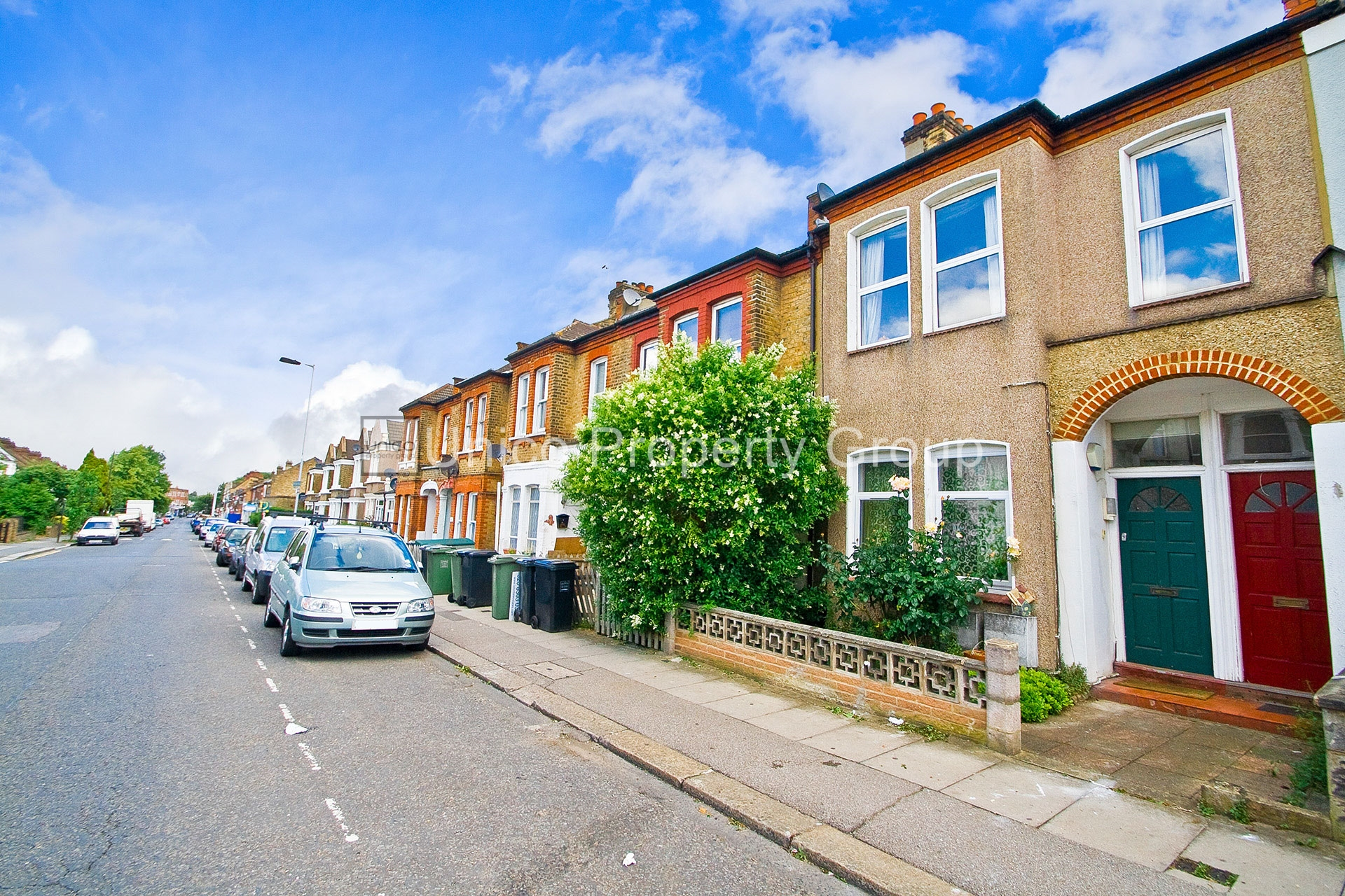 Springbank Road  Hither Green  London  SE13