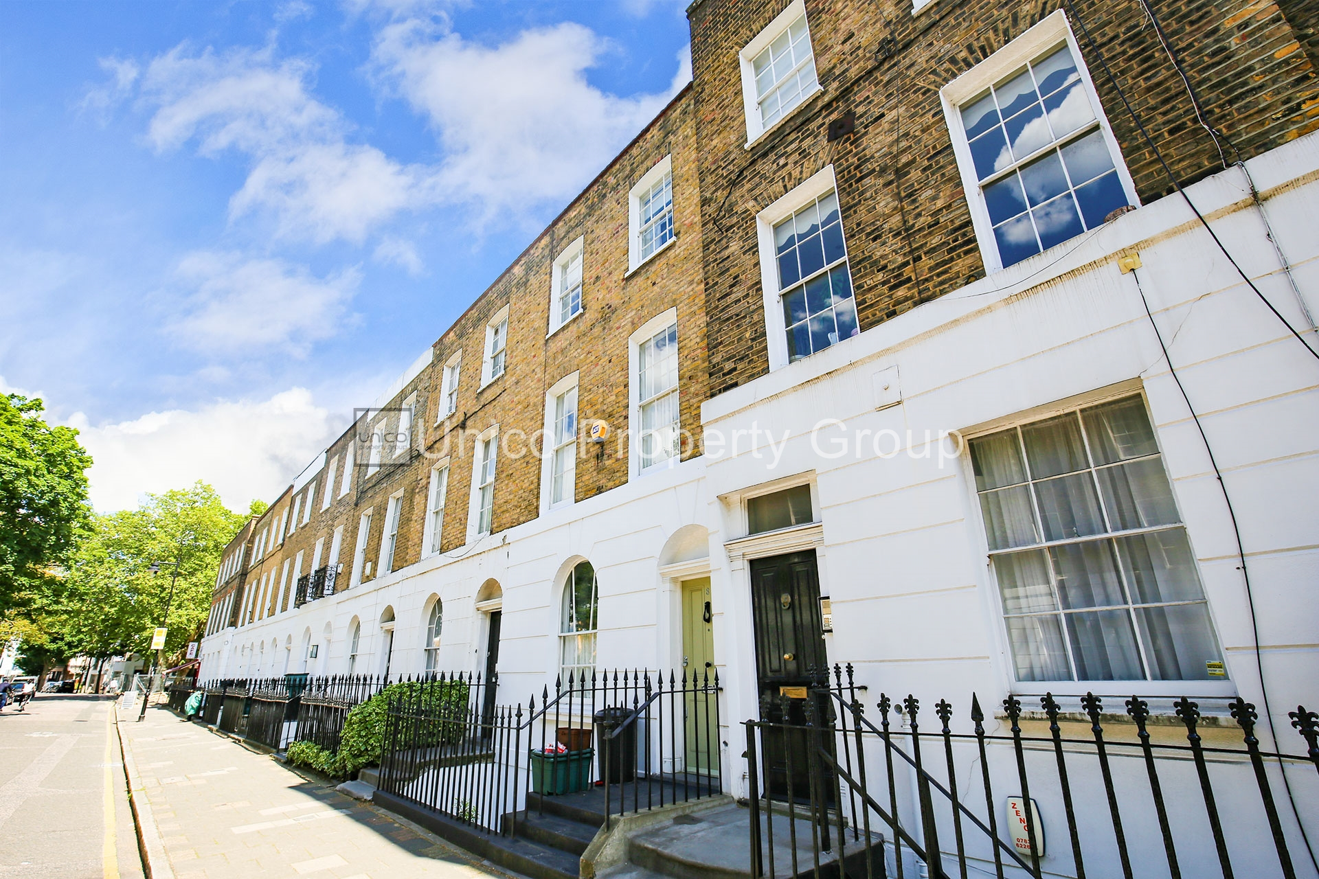 Rheidol Terrace  Islington  London  N1