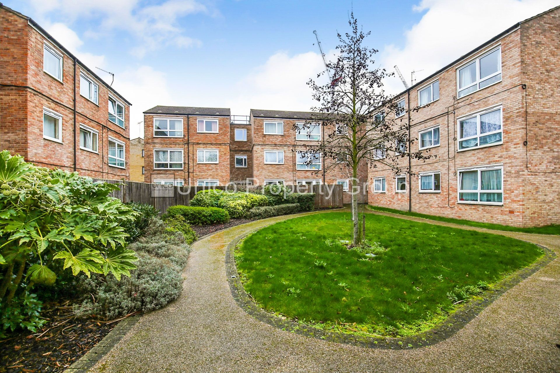 Patrick Connolly Gardens  Bromley by Bow  London  E3