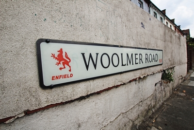 Woolmer Road  London  N18
