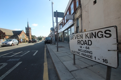Seven Kings Road  Seven Kings  IG3