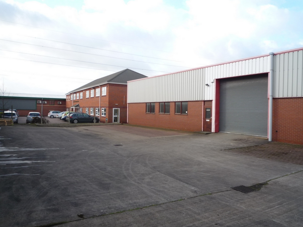 Harris Business Park, Stoke Prior  Bromsgrove  B60
