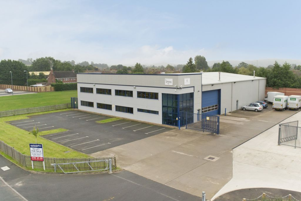 Commercial Property To Let Redditch