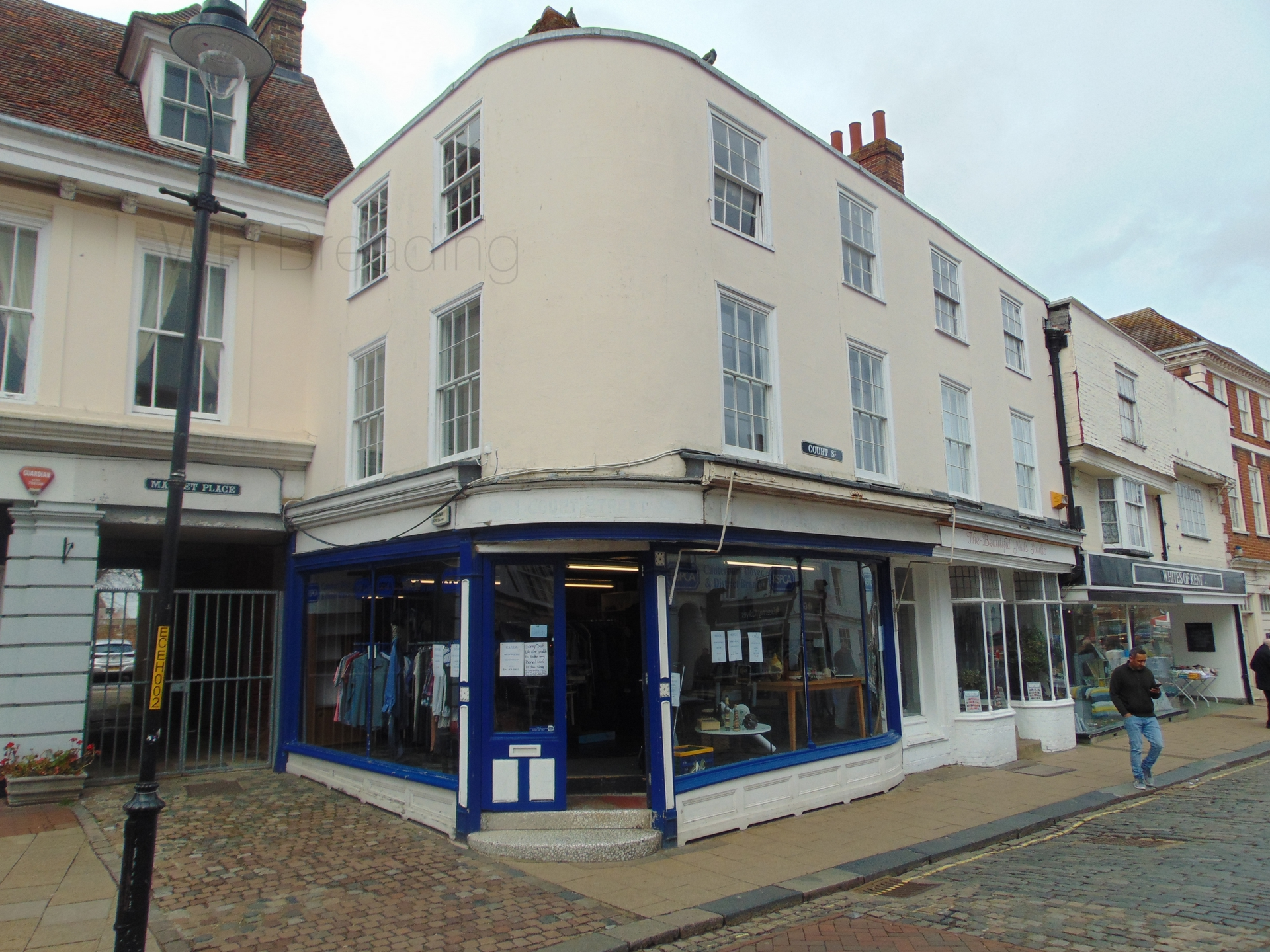 Court Street  Faversham  ME13