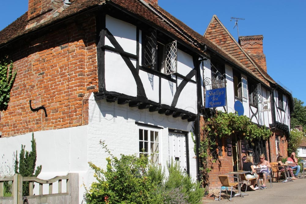 The Square  Chilham  CT4