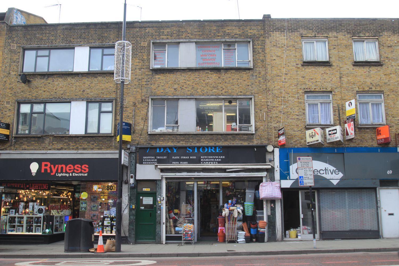 Camden High Street  Camden Town  NW1
