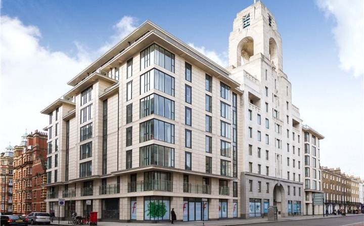 Baker Street  Marylebone  NW1