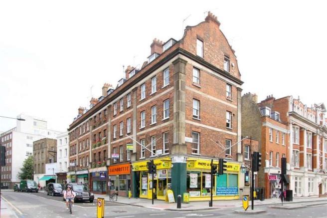 Marchmont Street  Bloomsbury  WC1N
