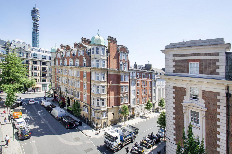Weymouth Street  Marylebone  W1W